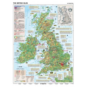 Basic Facts about Great Britain, 120 x 160 2v1