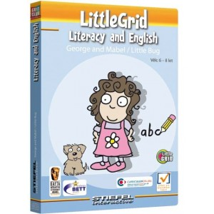 Little Grid Literacy and English