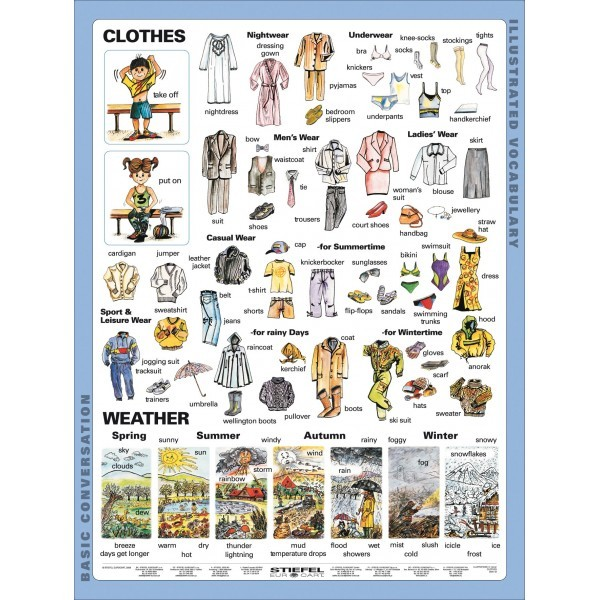 Clothes And Weather Obleceni V Aj 120 X 160 Duo 20 A4