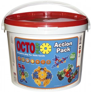 Polydron Octoplay Action Pack (296 ks)